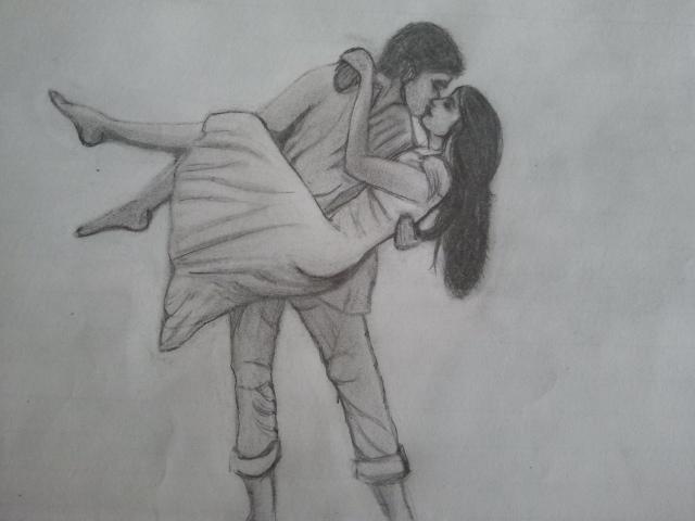 Lippen, Menschen, Frau, Mann, Liebe, Gefühl