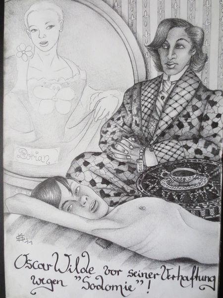Zeichnungen, Wilde