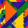 Skurill, Dreiecke, Abstrakt, Illustrationen