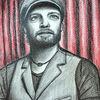 Portrait, Mann, Bruder, Zeichnungen