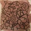 Acrylmalerei, Edding, Menschen, Angst