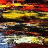 Abstrakt, Acrylmalerei, Ölmalerei, Malerei