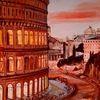 Coloseum, Rom, Speyer, Malerei