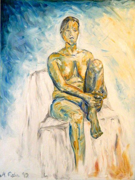 Malerei, Entspannung