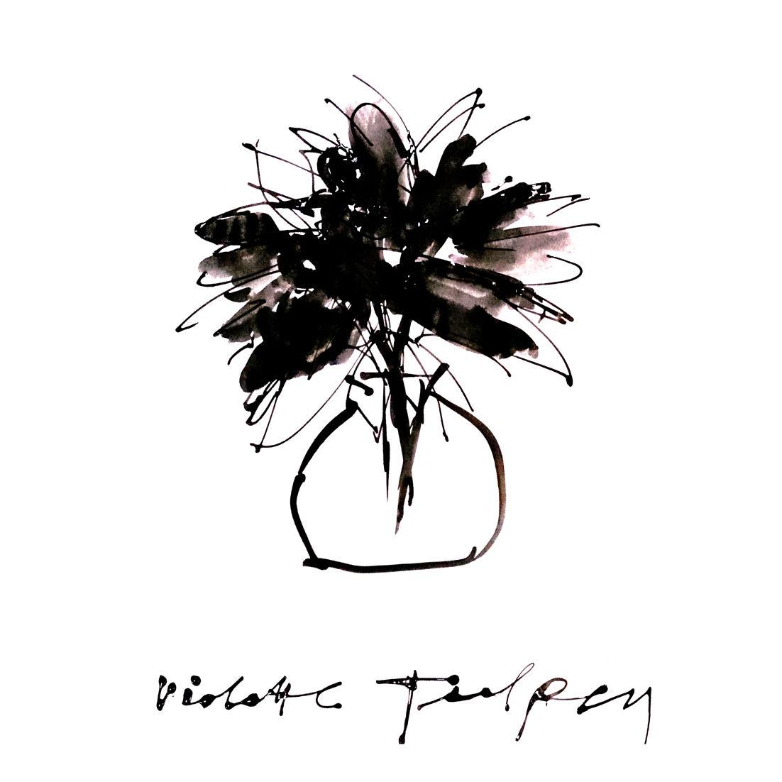 violette tulpen nicht auf 10 quadratmeter bild von raymon m ller bei kunstnet. Black Bedroom Furniture Sets. Home Design Ideas