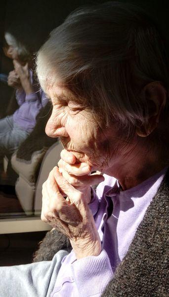 Leben, Stille, Liebe, Fotografie, Oma
