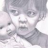 Programm, Trauma, Angst, Zeichnungen