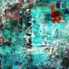 Gesichter, Abstraktion, Blub, Digitale kunst