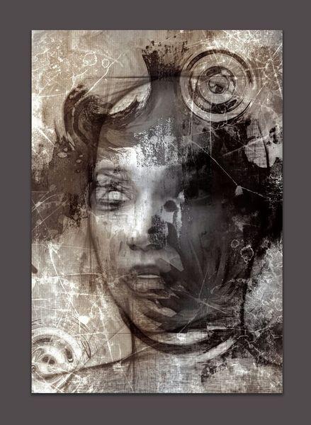 Abstrakt, Digital, Digitale kunst