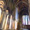 Kathedrale, Säulengang, Gewölbe, Bogen