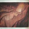 Höhle, Krake, Sonnenlicht, Malerei
