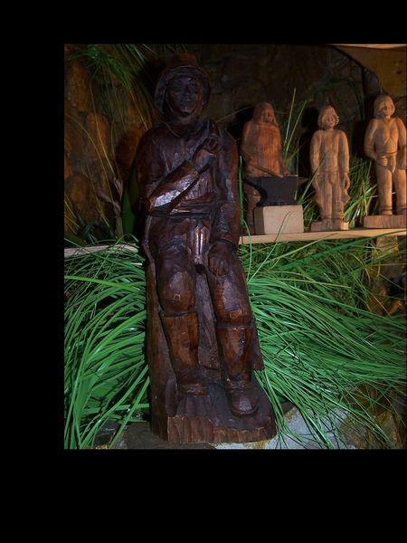 Wanderer, Schmied, Leere taschen boy, Kunsthandwerk, Ausstellung,