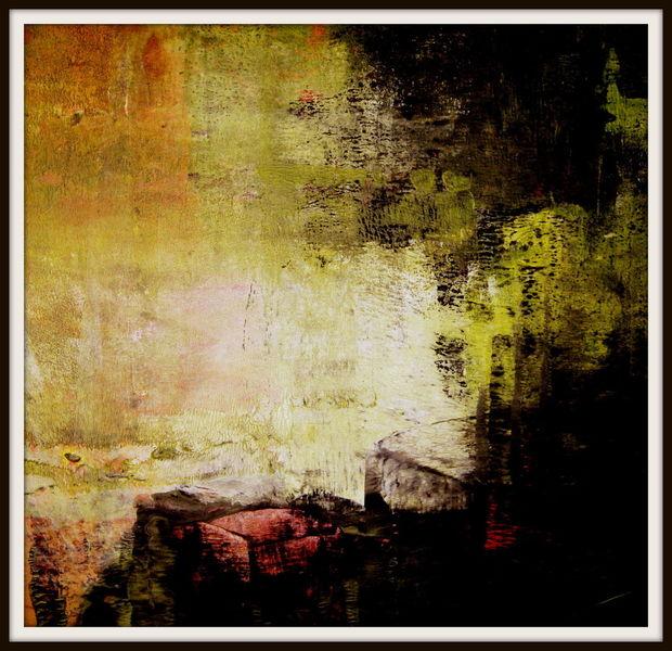 Erinnerung, Malerei