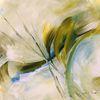 Wind, Abstrakt, Blätter, Malerei