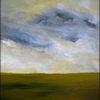 Landschaft, Himmel, Wolken, Malerei