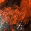 Feuer, Hitze, Glut, Malerei