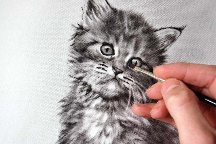 Ölmalerei, Gemälde, Frau, Zeichnen, Fotografie, Zeichnung
