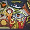 Wortlos, Augen, Trauer, Fantasie