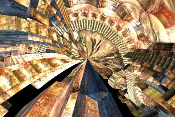 Fraktalkunst, 3d, Blender, Digital, Incendia, Digitale kunst