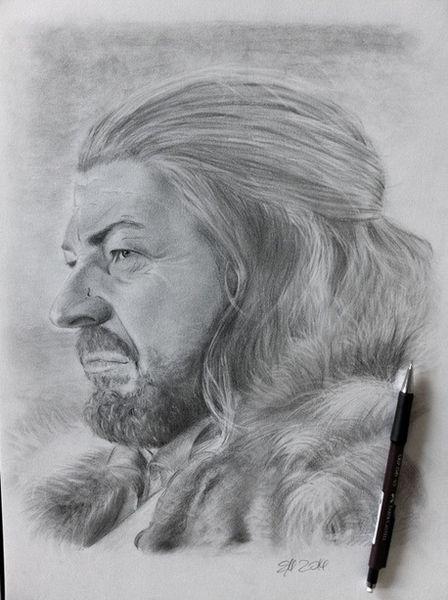 Film, Ned stark, Zeichnungen, Stark