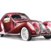 Auto, Lago, T150c, Talbot