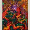 Moderne acrylbilder, Modern art, Collage, Geschenk