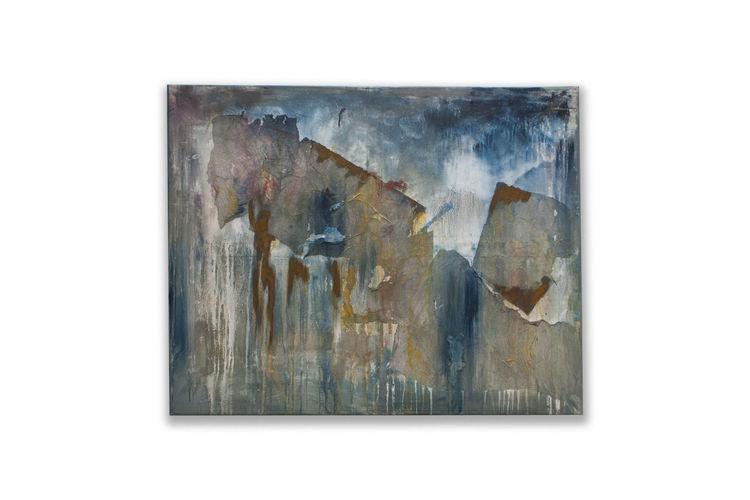 Wasser, Urgewalt, Ursprung, Malerei