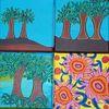 Natur, Leben, Baum, Malerei