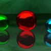 Cycles marbles - Renderbild, Fantasie