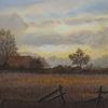Malerei, Landschaft, Aquarellmalerei, Natur