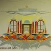 Ölmalerei, Leben, Klassik stiftung weimar, Schlossbelvedereweimar