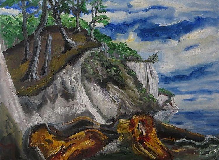 Sicht, Malerei,