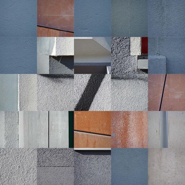 Berlin, Collage, Digital, Spekulant, Fassade, Putz