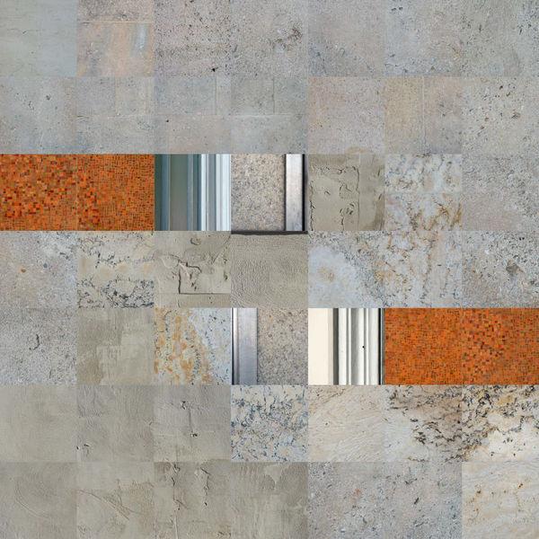 Tempelhof, Collage, Fotografie, Flughafen, Sandstein, Ehem