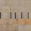 Sandstein, Beton, Fassade, Berlin