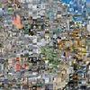 Berlin, Collage, Fotografie, Pixel