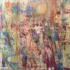 Abstrakt, Fantasie, Bunt, Malerei