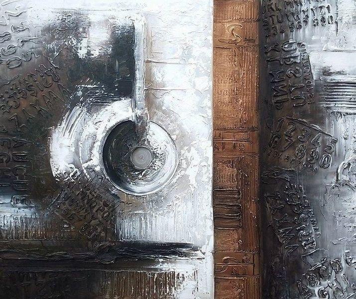 Modern, Abstrakt, Malerei