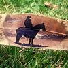 Malen, Miniatur, Pferde, Cowboy