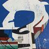 Luft, Abstrakt, Acrylmalerei, Avantgarde