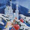 Schnee, Engel, Weihnachten, Neuschwanstein
