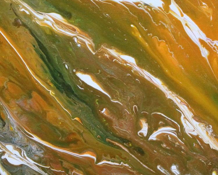 Malerei, Acrylmalerei, Abstrakt, Natur