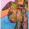 Menschen, Farben, Malerei,
