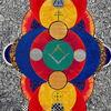 Loge, Mandala, Freimaurer, Symbol