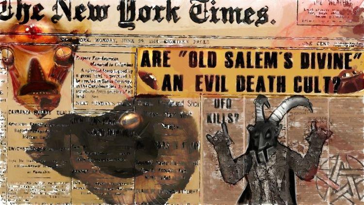 Mord, Satan, Dose, Mörder, Beelzebub, Harmonie