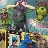 Friseur, Mythos, Ufo, Beelzebub
