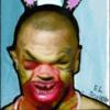 Schwangerschaft, Tyson, Hulk, Mischtechnik