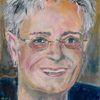 Wasservermalbar, Portrait, Ölmalerei, Malerei