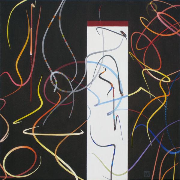 Malerei, Linie, Bewegung