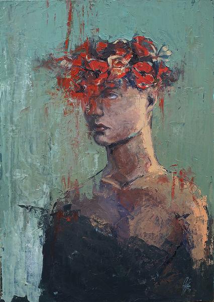 Klatschmohn, Mohn, Blumen, Mohnblumen, Portrait, Schlafmohn
